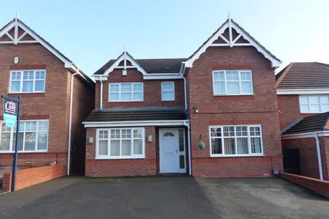 4 bedroom detached house for sale - Blue Cedar Drive, Streetly, Sutton Coldfield