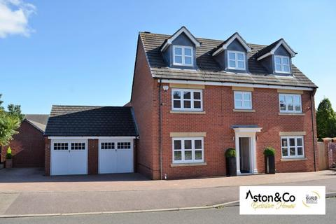 5 bedroom detached house for sale - Peter Mccaig Way, Quorn, Leicestershire.