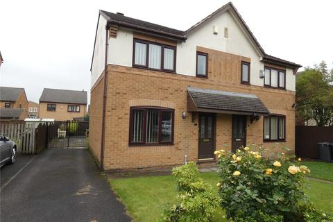 3 bedroom semi-detached house for sale - Bannockburn Court, Off Rooley Lane, Bradford, BD5