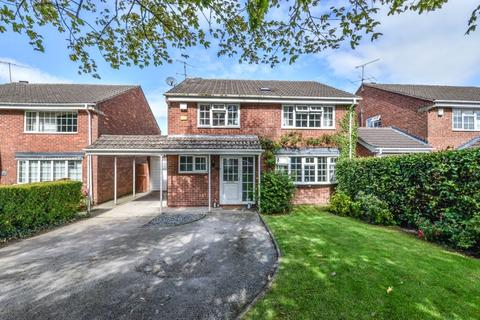 4 bedroom detached house for sale - Green Lane, Eccleshall, Stafford