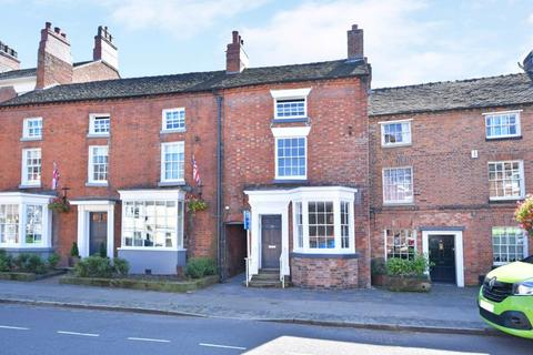 3 bedroom townhouse for sale - 49 High Street, Eccleshall, Staffordshire. ST21 6BW