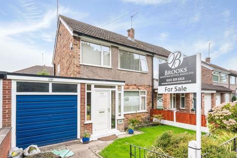 3 bedroom semi-detached house for sale - Warrington Road, Rainhill