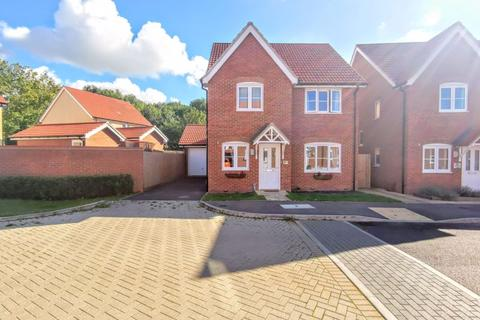 4 bedroom detached house for sale - Harvest Close, Aylesbury