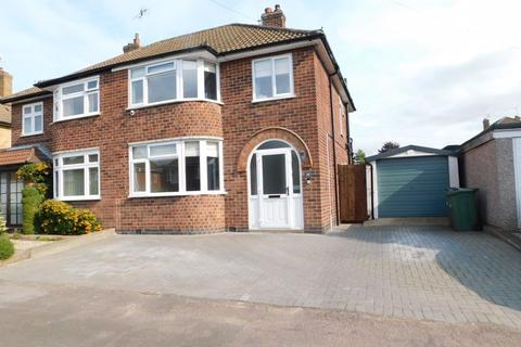 3 bedroom semi-detached house for sale - Mossdale Road, Braunstone Town, Leicester