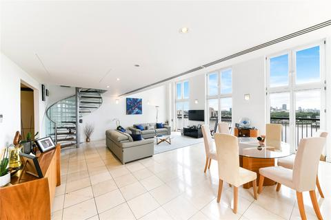 3 bedroom penthouse for sale - Vanguard Building, 18 Westferry Road, Canary Wharf, London, E14