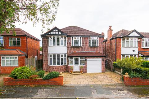4 bedroom detached house for sale - Belgrave Avenue, Flixton, Manchester, M41