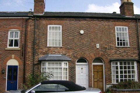 2 bedroom terraced house to rent - Byrom Street, Hale, Cheshire