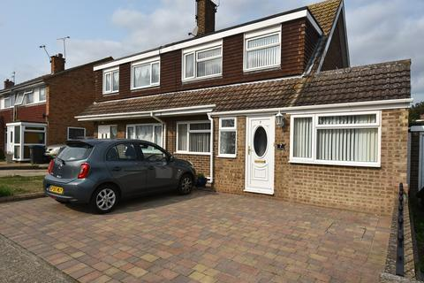 3 bedroom semi-detached house for sale - Almond Close, Broadstairs, CT10