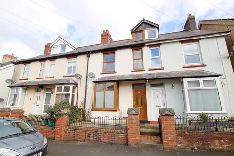 3 bedroom terraced house to rent - St Johns Road, Brecon, LD3