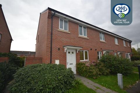 3 bedroom end of terrace house to rent - Terry Road, Stoke Village, Coventry