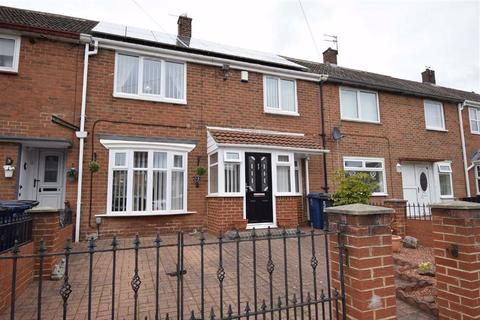 3 bedroom terraced house for sale - Cotman Gardens, South Shields