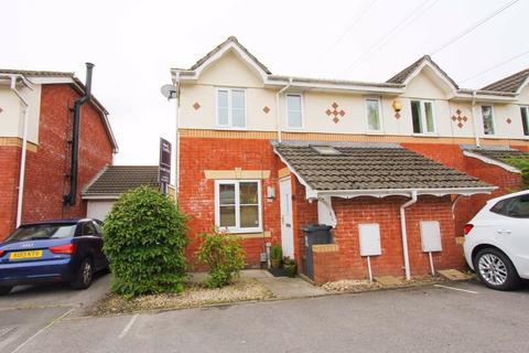 2 bedroom end of terrace house for sale - Clonakilty Way, Pontprennau, Cardiff