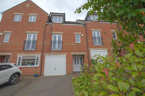 5 bedroom townhouse for sale - Cheviot View, Windy Nook, Gateshead