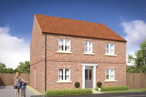 4 bedroom detached house for sale - Plot 11, The Richmond, The Maltings, Tollerton