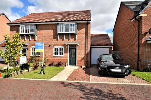 3 bedroom semi-detached house for sale - Faraday Close, Spennymoor, Spennymoor