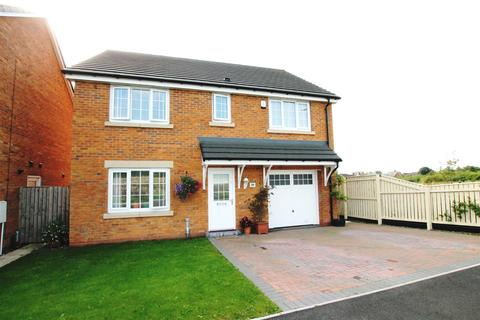 5 bedroom detached house for sale - Hill Meadows, Willington