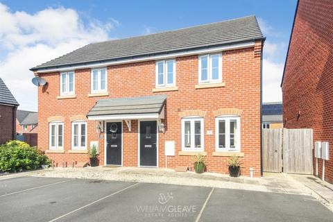 3 bedroom semi-detached house for sale - Ffordd Bate, Connah's Quay, Deeside