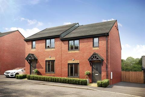 3 bedroom end of terrace house for sale - Plot 60 - The Benford at Mayfield Gardens, Cumberland Way, Monkerton EX1