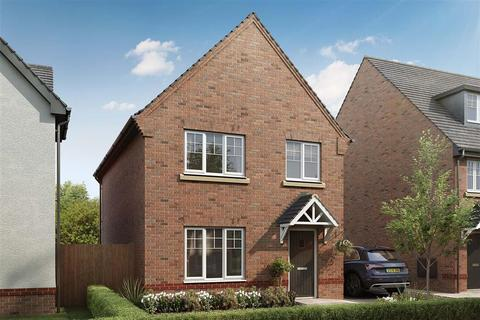 4 bedroom detached house for sale - The Lydford - Plot 6 at Aldon Wood, Aldon Wood, Stanhoe Drive, Great Sankey WA5