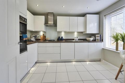 3 bedroom end of terrace house for sale - Plot 61 - The Benford at Mayfield Gardens, Cumberland Way, Monkerton EX1