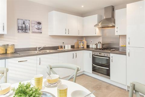3 bedroom terraced house for sale - Plot 62 - The Benford at Mayfield Gardens, Cumberland Way, Monkerton EX1