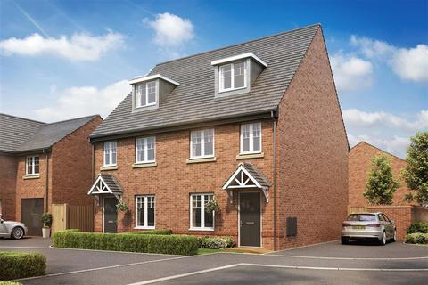 3 bedroom semi-detached house for sale - The Braxton - Plot 23 at Aldon Wood, Aldon Wood, Stanhoe Drive, Great Sankey WA5