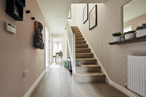 4 bedroom semi-detached house for sale - Plot 126 - The Huxford at Mayfield Gardens, Cumberland Way, Monkerton EX1