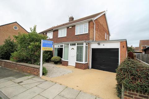 3 bedroom semi-detached house for sale - Newton Grove, Wolviston Court, Billingham