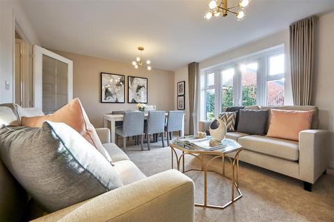 3 bedroom semi-detached house - Plot 113 - The Flatford at Buckingham Heights, Pankhurst Close EX8