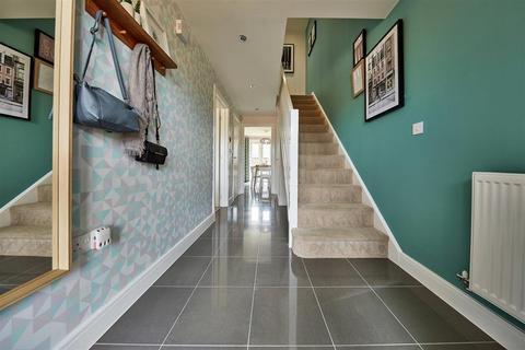 4 bedroom semi-detached house for sale - Plot 50 - The Huxford at Riverside Walk, Wear Barton Road EX2