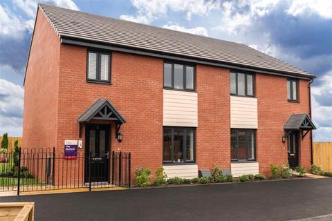 4 bedroom semi-detached house for sale - Plot 62 - The Huxford at Riverside Walk, Wear Barton Road EX2