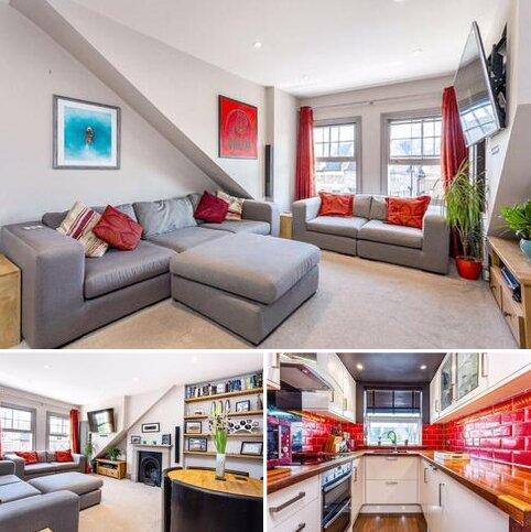 2 bedroom flat for sale - Shelgate Road, Clapham, London, SW11