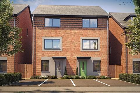 4 bedroom semi-detached house for sale - Plot 158, Hawley at Minerva, Off Tithebarn Lane, Exeter, EXETER EX1