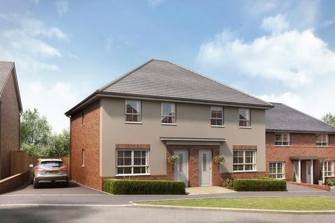 3 bedroom end of terrace house for sale - Plot 44, Maidstone at Chapel Gate, Upper Chapel, Launceston, LAUNCESTON PL15