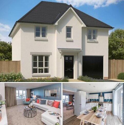4 bedroom detached house for sale - Plot 317, Fenton at Ness Castle, 1 Mey Avenue, Inverness, INVERNESS IV2