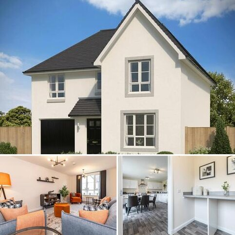 4 bedroom detached house for sale - Plot 199, Dunbar at Ness Castle, 1 Mey Avenue, Inverness, INVERNESS IV2