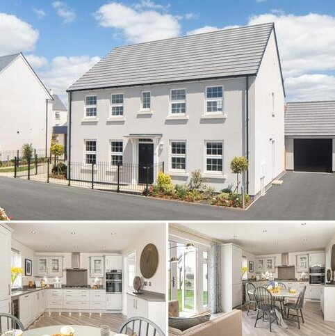 4 bedroom detached house for sale - Plot 93, CHELWORTH at Embden Grange, Butcher Park Hill, Tavistock, TAVISTOCK PL19