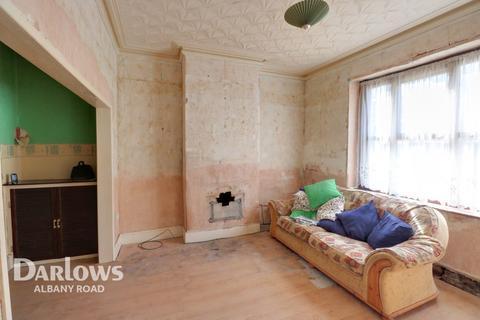 2 bedroom terraced house for sale - Bertram Street, Cardiff