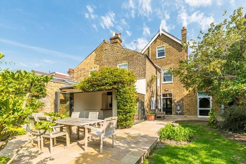 5 bedroom semi-detached house to rent - Trinity Road, Wimbledon, London, SW19