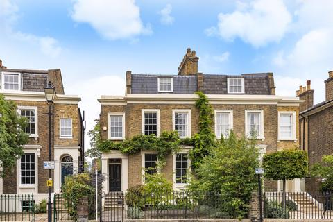 4 bedroom semi-detached house for sale - Stockwell Park Crescent, Stockwell