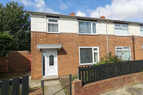 3 bedroom semi-detached house for sale - Hartford Crescent, Ashington, Northumberland, NE63 0LD