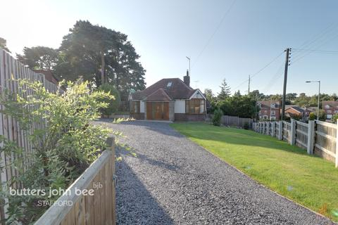 3 bedroom detached bungalow for sale - The Crescent, Stafford