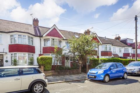 4 bedroom terraced house to rent - Court Way, North Acton, W3
