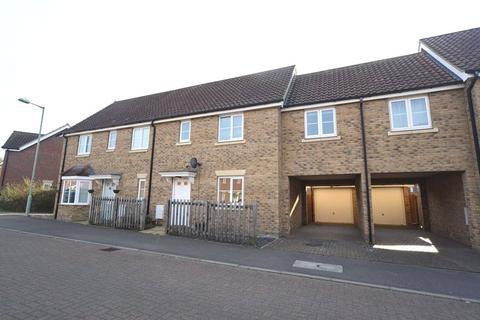 4 bedroom terraced house to rent - Evergreen Way, Mildenhall, Bury St. Edmunds, Suffolk, IP28