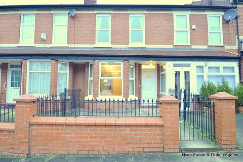 3 bedroom terraced house to rent - Manley Street, Salford, M7 2FJ