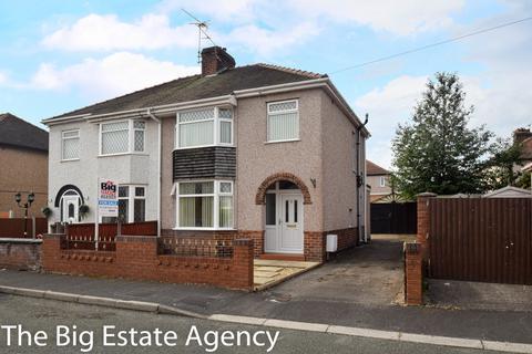 3 bedroom semi-detached house for sale - Connaught Avenue, Shotton, Deeside, CH5
