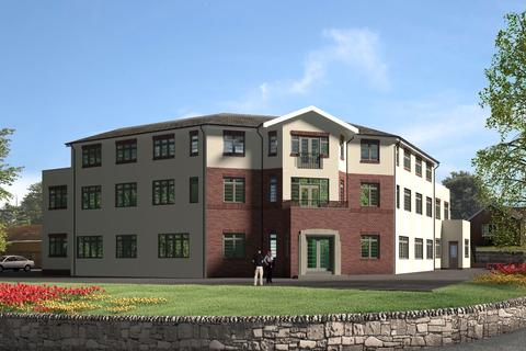 2 bedroom flat for sale - No 8 Ryecroft Rise Apartments, Ryecroft Way, Wooler, Northumberland, NE71 6AB