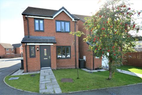 3 bedroom detached house for sale - Lynas Place, Evenwood, Bishop Auckland, DL14 9RF