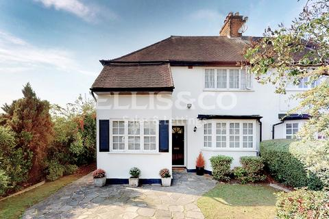 3 bedroom semi-detached house for sale - Hill Rise, London, NW11