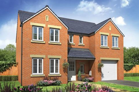 5 bedroom detached house for sale - Plot 248, The Chillingham at Willow Court, 4 Maindiff Drive, Rhodfa Maindiff NP7